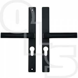 HOPPE LONDON UPVC/MULTIPOINT DOOR HANDLE - UNSPRUNG - LEVER/LEVER