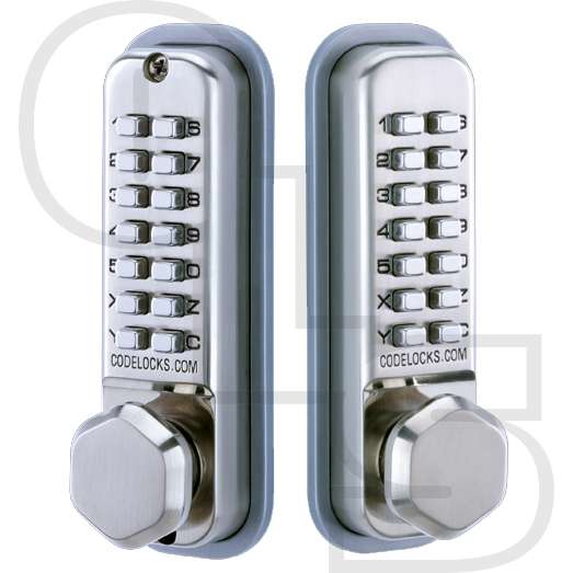 How To Change Code On Keypad Door Lock >> CODELOCKS CL290 MORTICE LATCH DIGITAL LOCK WITH BACK TO BACK