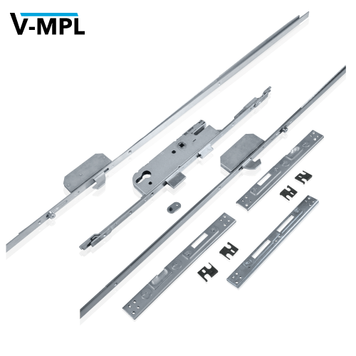 Versa Replacement Multipoint Lock 2 Hooks 2 Rollers