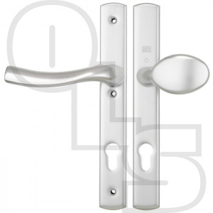 WINKHAUS PALLADIO XL  UPVC/MULTIPOINT DOOR HANDLE - SPRUNG - LEVER/MOVEABLE PAD