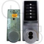 KABA SIMPLEX/UNICAN 1021 SERIES MORTICE LATCH DIGITAL LOCK WITH KEY OVERRIDE