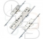 Mila Master Multipoint Lock - 2 Hooks, 2 Anti-Lift Bolts & 4 Rollers