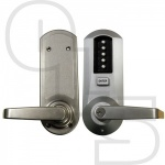 KABA SIMPLEX/UNICAN 5041 SERIES MORTICE DEADLATCH DIGITAL LOCK WITH KEY OVERRIDE AND PASSAGE