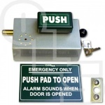 COOPER BOLT 103 PUSH MODEL WITH ALARM
