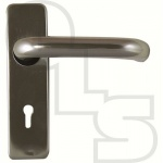 ROUND BAR LEVER ON PLATE FURNITURE