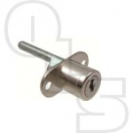 L&F 5841 HORIZONTAL FURNITURE LOCK