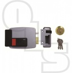 CISA 11610 ELECTRIC RIM LOCK FOR TIMBER DOORS