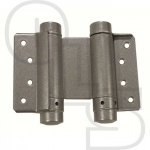 MEDIUM DUTY DOUBLE ACTION SPRING HINGE