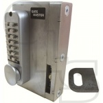 GATEMASTER WELDABLE DIGITAL LOCK MOUNTING BOX WITH SECURITY KEEP