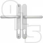 FAB & FIX BALMORAL UPVC/MULTIPOINT DOOR HANDLE - SPRUNG - LEVER/LEVER