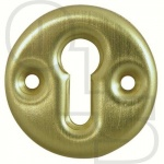 UNION MORTICE LOCK UK OPEN ESCUTCHEON