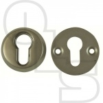 UNION 3C14 EURO SECURITY ESCUTCHEON - 38mm FIXING CENTRE