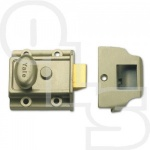 YALE 706 TRADITIONAL NIGHTLATCH WITH 40mm BACKSET