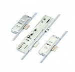 Lockmaster Multipoint Lock - 3 Deadbolts - Version 2 -  Single Spindle - 35mm Backset