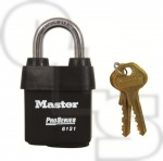 MASTER 612 PRO SERIES WEATHER TOUGH STANDARD SHACKLE PADLOCKS