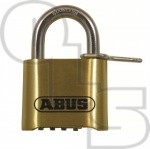 ABUS 180IB NAUTILUS COMBINATION PADLOCK STANDARD SHACKLE