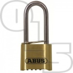 ABUS 180IB HB NAUTILUS COMBINATION PADLOCK LONG SHACKLE