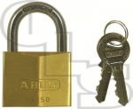 ABUS 65 SERIES OPEN SHACKLE PADLOCK