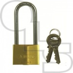 ABUS 65 SERIES KEYED ALIKE LONG SHACKLE PADLOCK