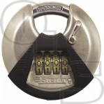 STERLING CPL170 COMBINATION PADLOCK