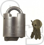 INGERSOLL 700 SERIES CS712 CLOSED SHACKLE PADLOCK