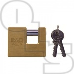 IFAM U SERIES BRASS PADLOCKS