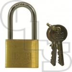 IFAM E SERIES KEYED ALIKE LONG SHACKLE PADLOCK