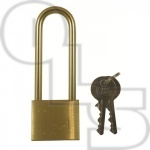 IFAM E SERIES BRASS SHACKLE PADLOCK