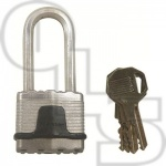 MASTER M1 EXCELL 45MM HIGH SECURITY LAMINATED PADLOCKS