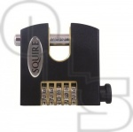 SQUIRE STRONGHOLD SHCB 75MM COMBINATION PADLOCK