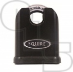 SQUIRE STRONGHOLD SS65CE/SS50CE EURO CLOSE SHACKLE PADLOCKS