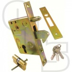 HOOK LOCK FOR SLIDING GATES