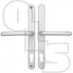 FAB & FIX BLENHEIM UPVC/MULTIPOINT DOOR HANDLE - SPRUNG - LEVER/LEVER