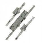 Yale YS170 Multipoint Lock - 3 Hooks and 4 Rollers - Flat 16mm x 2200mm Faceplate - 35mm Backset