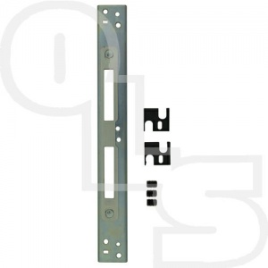 VERSA UPVC LATCH AND DEADBOLT KEEP
