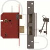 UNION 2234 5 LEVER MORTICE SASHLOCK