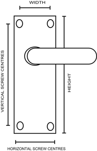 Lever Latch Handle