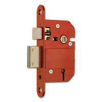 British Standard 5 Lever Sash Locks