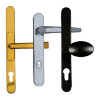 All UPVC/Multipoint Door Handles
