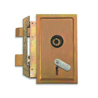 BGA Casement Panel Locks