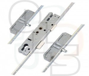 KFV Multipoint Lock - 2 Pins - 40mm Backset  (Lift Lever)