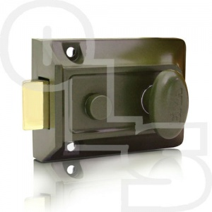 ERA TRADITIONAL NIGHTLATCH WITH 60mm BACKSET