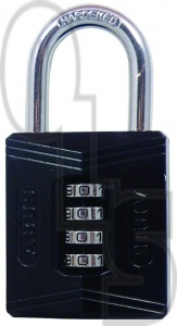ABUS 158 SERIES COMBINATION PADLOCKS