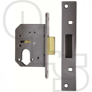 ERA DUAL PROFILE EURO/OVAL DEADLOCK