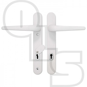 ERA VECTIS UPVC/MULTIPOINT DOOR HANDLE - SPRUNG - LEVER/LEVER
