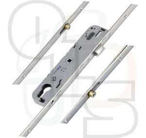GU Ferco Multipoint Latch only  - 2 Rollers - 28mm Backset