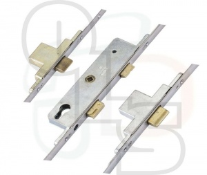 Fullex SL16 Original Multipoint Lock - 3 Deadbolts - 35mm Backset - Flat 20mm Faceplate