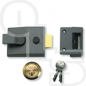 YALE  88 STANDARD NON-DEADLOCKING NIGHTLATCH - 60mm BACKSET