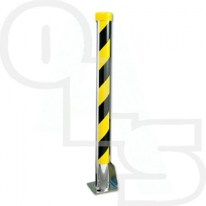 ASEC ROUND REMOVABLE PARKING POST
