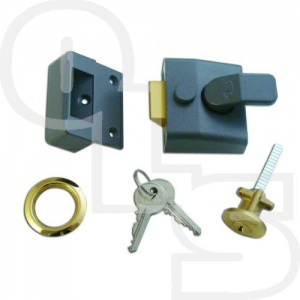 ASEC AS14 NON-DEADLOCKING NIGHTLATCH